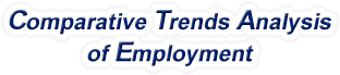 Maryland - Comparative Trends Analysis of Total Employment, 1969-2016