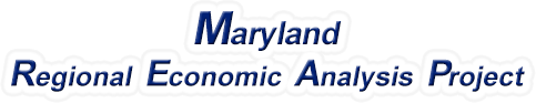 Maryland Regional Economic Analysis Project